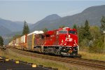 CP 8901 West at Malakwa B C