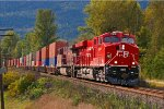 CP 8918 East at Cambie BC