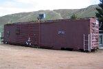 Railroad Boxcar