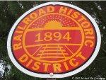 Railroad Historic District