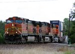 BNSF 4016