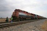BC Rail #4644
