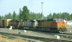 BNSF 4762 WEST