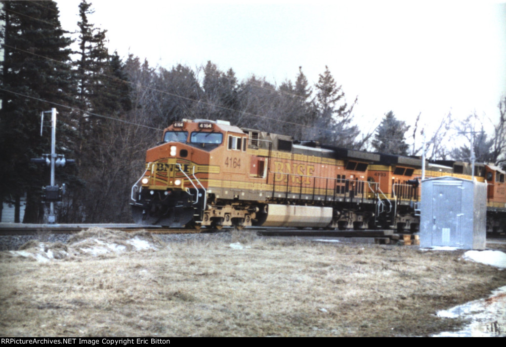 BNSF 4164 North