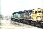 BNSF 1526 North