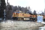 BNSF 4164 North
