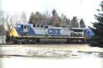 CSX 386 North