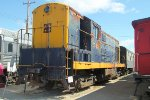 This old F-M switcher can use some attention, but still better than being cut up