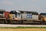CSX #8048
