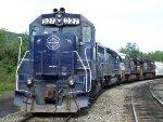 Pan Am & Norfolk Southern Power