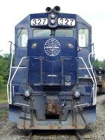 B&M EMD GP40 327