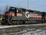 B&M EMD GP40 333