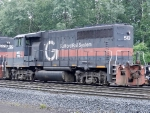 MEC EMD GP40-2LW 509