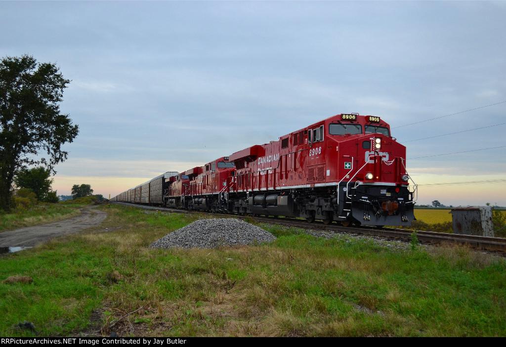 CP 8906 & 8905