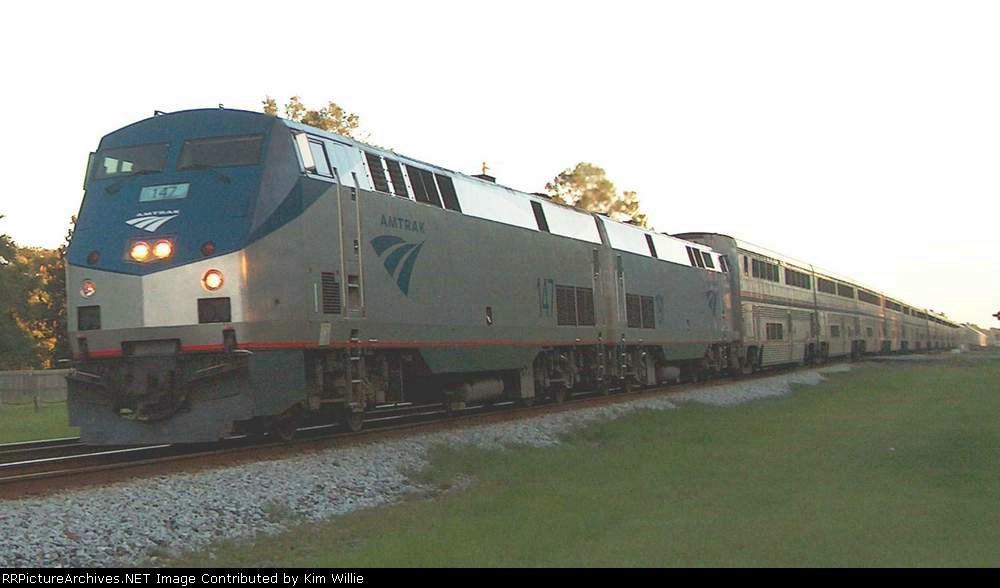 Amtrak 147