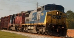 CSX 7694 with HCLX