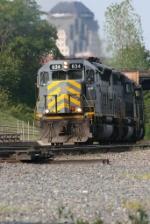 KCS freight