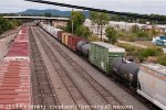 Mixed Freight At Greenville