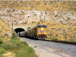 UP 7820 Rainbow Canyon Tunnel #1