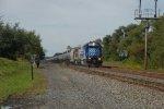 enthonal train east bound
