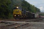 garabage train in more ways than one
