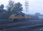 UP 4161, UP 9395, and CSX 5482
