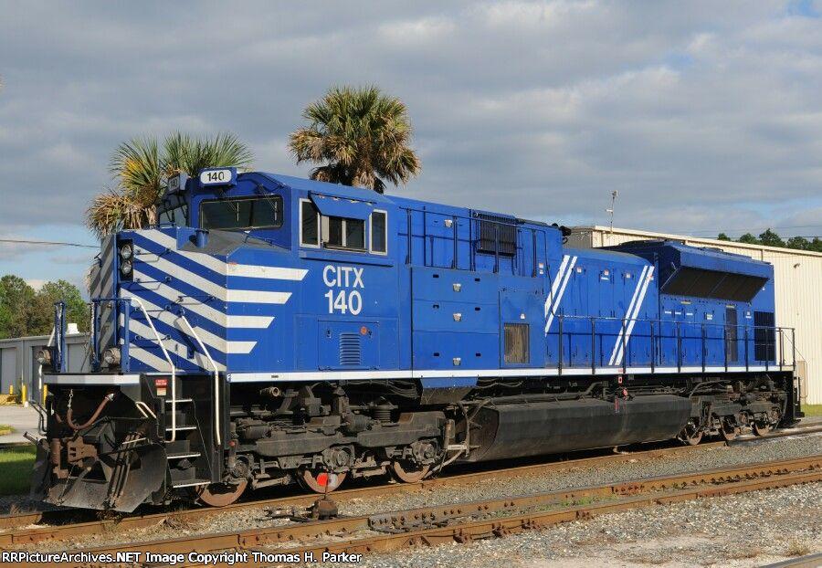 CITX 140 SD70M-2