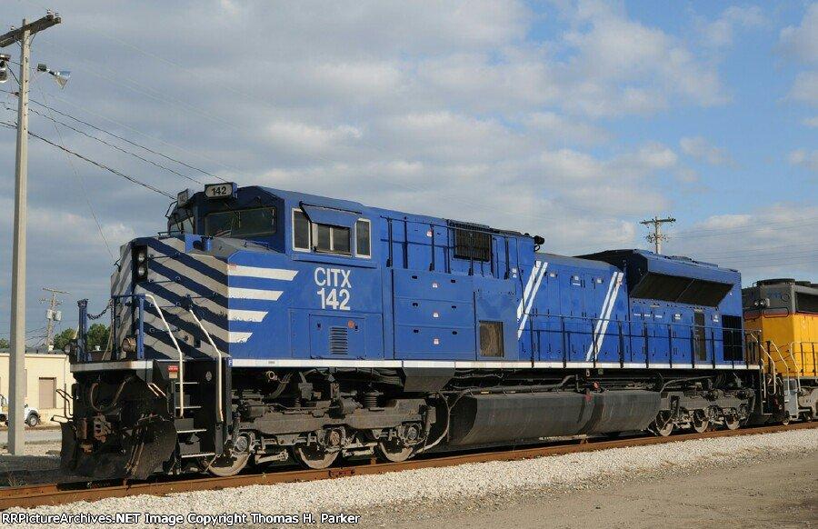CITX 142 SD70M-2