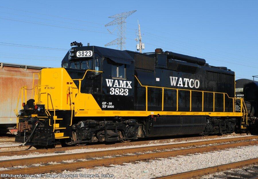 WAMX 3823 GP35