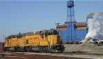 UPY 602 UP 532 Work the Steel Mill