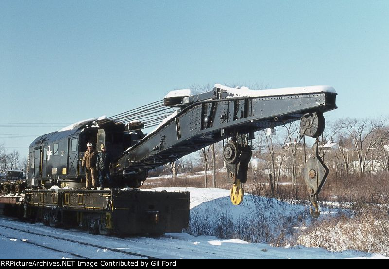 B&M Wreck Crane