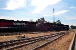 FSRR AC4400 & ES44AC Locomotives at yard