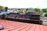 KCSM AC44CW Locomotive