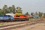 Kansas City Southern de Mexico Locomotives
