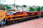 KCSM ES44AC Locomotive