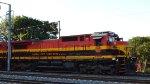 KCSM Super 7 Locomotive