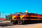 KCS & KCSM Locomotives