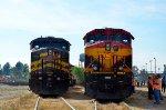 KCSM Locomotives GEVO vs AC44