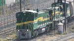 FTVM SW1504's leaving Valle de Mexico Terminal