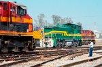FTVM SW1504 Locomotive