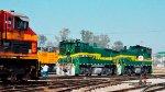 FTVM SW1504 Locomotives