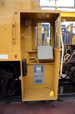 "CSX 4295 Operators Control""phone booth"""