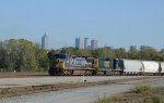 Q612 and the Atlanta Skyline