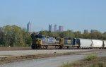 Q612 and the Atlanta Skyline