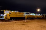 CSXT 4295 and mated slugs