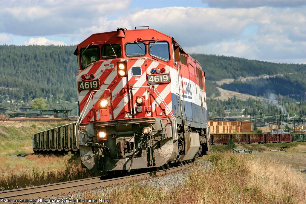 BC Rail 4619