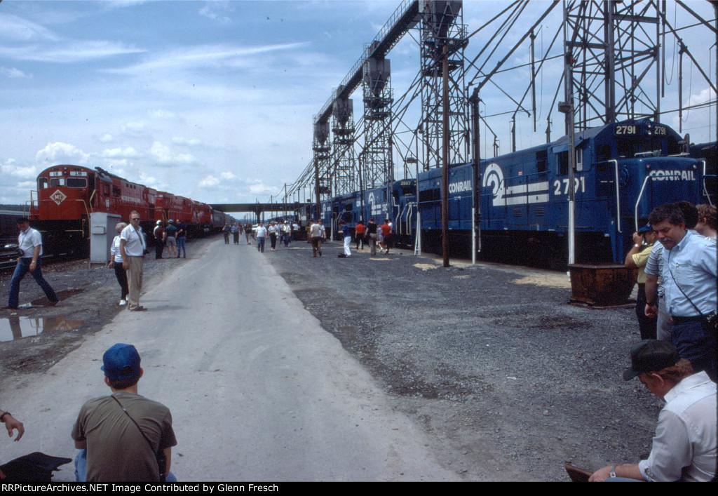 1988 NRHS Selkirk Trip
