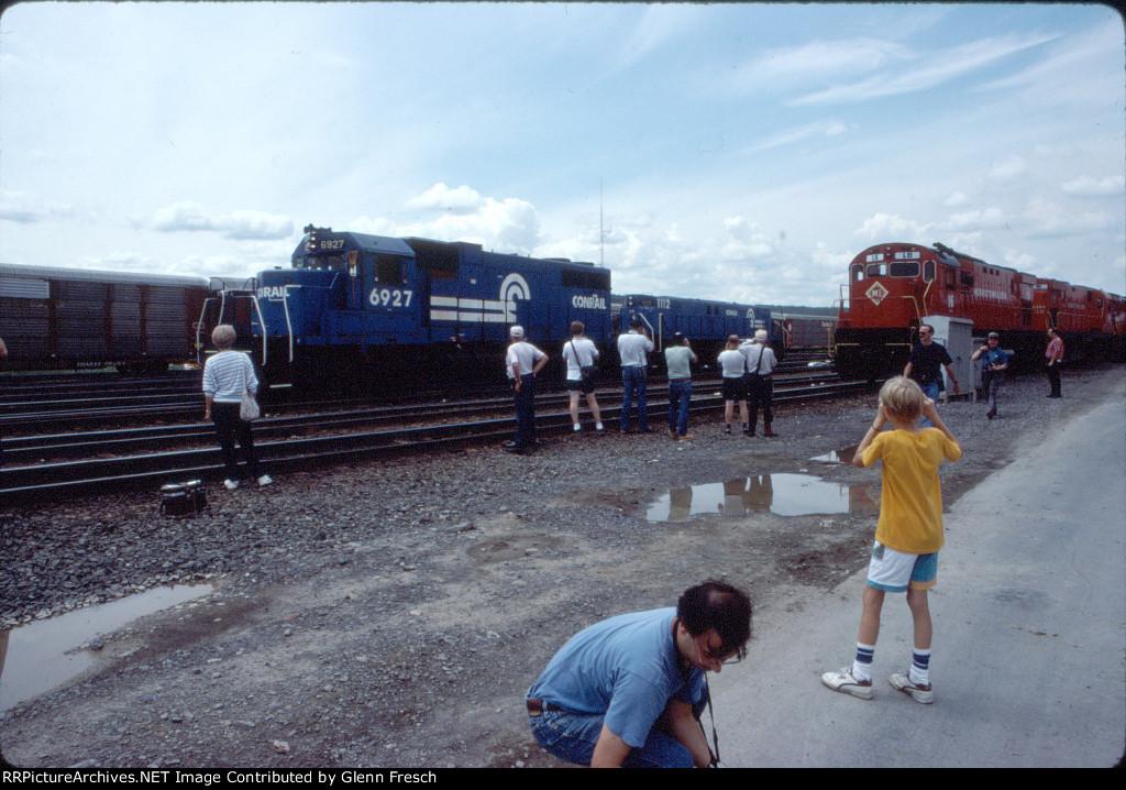 1988 NRHS Excursion part 2