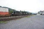NS 9933 along NS 8802 passing NS 9468 and NS 9429