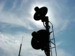 Signal at Devore, CA